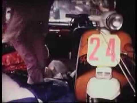 Video: South Devon Lambretta Club Racing (1968)